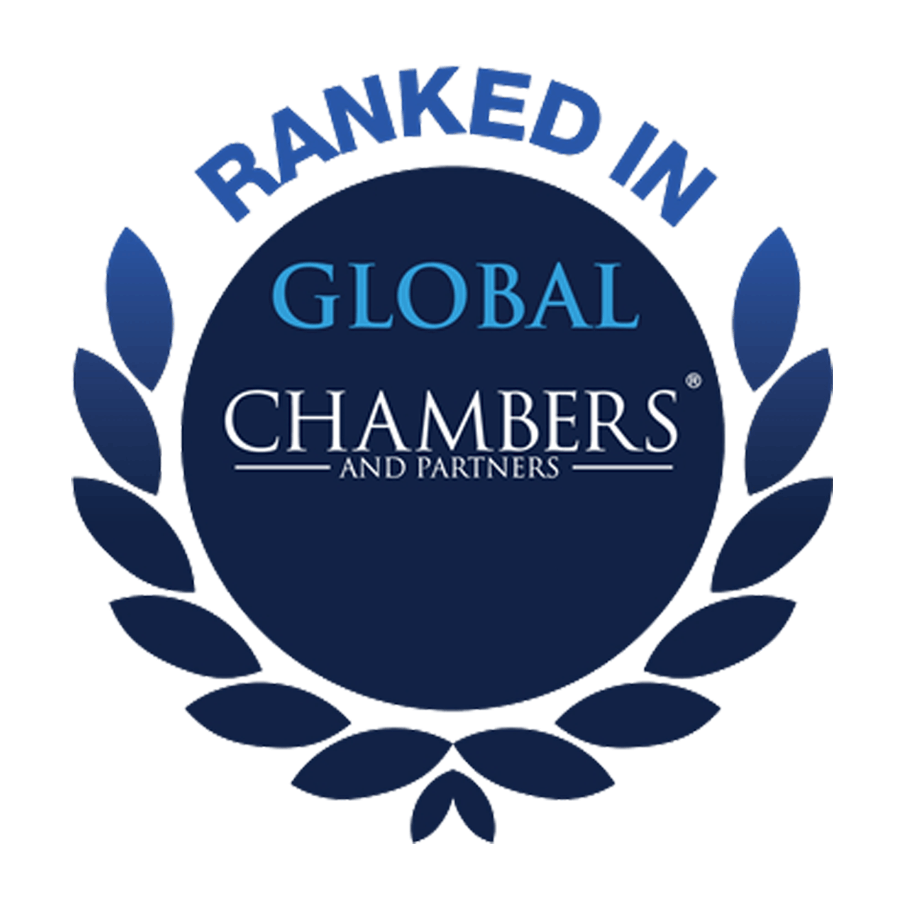 Global Chambers Ranked Award